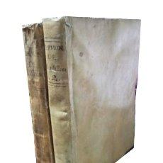 Libros antiguos: SERMONES DEL D. JUAN BAUTISTA MASSILLON, OBISPO DE CLERMONT. 2 TOMOS. MASSILLON. Lote 218247003