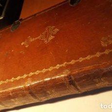 Libros antiguos: PONTIFICALE ROMANUM...1773.. Lote 218372061