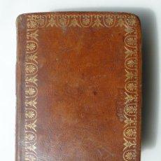 Livres anciens: OFICIO DE LA SEMANA SANTA Y SEMANA DE PASCUA - 1826 - JOSÉ DE PINEDO. Lote 218475647