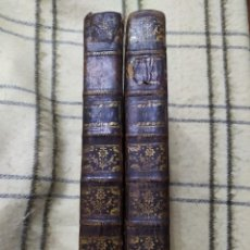 Libros antiguos: 1774. BIBLIA SACRA. COMPLETA. DOS TOMOS. DU HAMEL. FOLIO. PIEL.. Lote 218741451