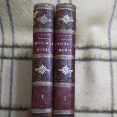 Libros antiguos: 1903. THEOLOGIA MORAL. SCAVINI. COMPLETO.. Lote 218831728