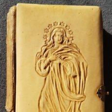 Libros antiguos: LIBRO VISITAS SANTÍSIMO SACRAMENTO 1899. Lote 219222465