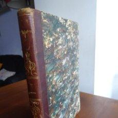 Libros antiguos: LA CENSURA REVISTA MENSUAL Nº 1 JULIO 1844 A Nº 48 JUNIO DE 1848, APÉNDICE ÍNDICE LIBROS PROHIBIDOS. Lote 219617923