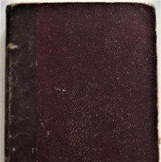 Libros antiguos: VIDA COMPENDIADA DE TERESA DE JESÚS - FR. GREGORIO DE SANTA SALOMÉ - MADRID AÑO 1882. Lote 220519052