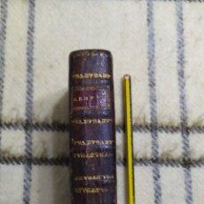 Libros antiguos: 1801. IMITAÇAO DE CRISTO. KEMPIS.. Lote 221006701