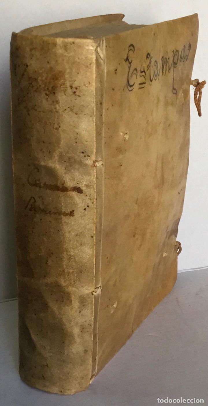 Libros antiguos: CATECHISME PASTORAL, DE PLATICAS PANEGYRICAS, DOCTRINALS, Y ESPIRITUALS. Per totas las festivitats [ - Foto 2 - 123231762