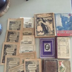 Libros antiguos: LOTE LIBROS RELIGIOSOS. Lote 221377816