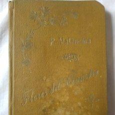 Libros antiguos: FLORES DEL CLAUSTRO. Lote 221450927