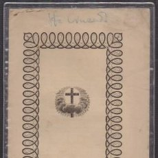 Libros antiguos: LA SANTA CRUZADA EN CADIZ - A-CA-2912. Lote 221710265