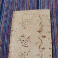 Libros antiguos: RD- EL ANGÉLICO JOVEN SAN LUIS GONZAGA BARCELONA PLAZA SAN JAIME IMPRENTA ANGELA MARTÍ.79 PÁGINAS. Lote 221787280