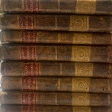 Libros antiguos: PADRE CESAR CALINO. ENTRETENIMIENTO HISTÓRICO Y CHRONOLÓGICO (...). MADRID, 1787.. Lote 221931827