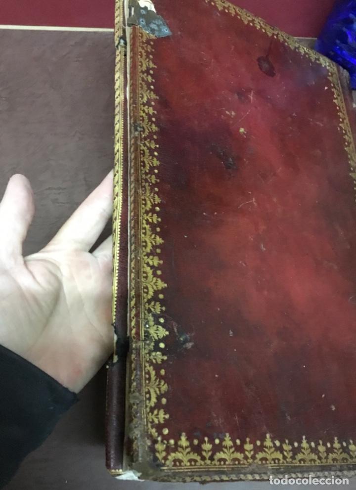 Libros antiguos: Antiguo libro de la capilla de San Antonio de Padua 1785 - Foto 4 - 222055750