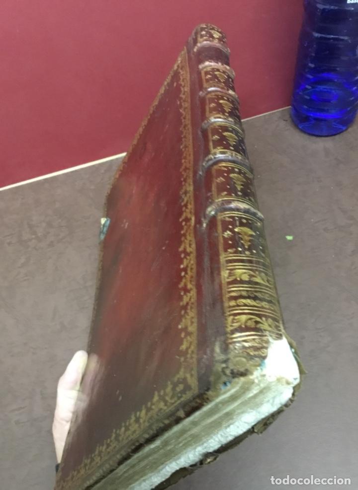 Libros antiguos: Antiguo libro de la capilla de San Antonio de Padua 1785 - Foto 7 - 222055750
