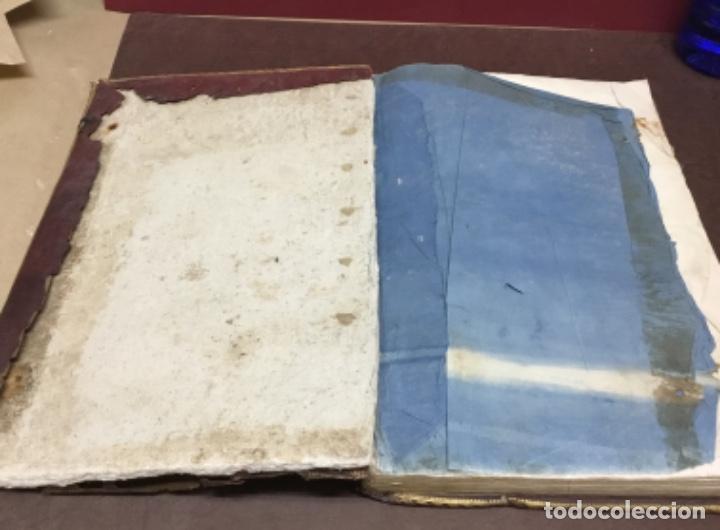 Libros antiguos: Antiguo libro de la capilla de San Antonio de Padua 1785 - Foto 8 - 222055750