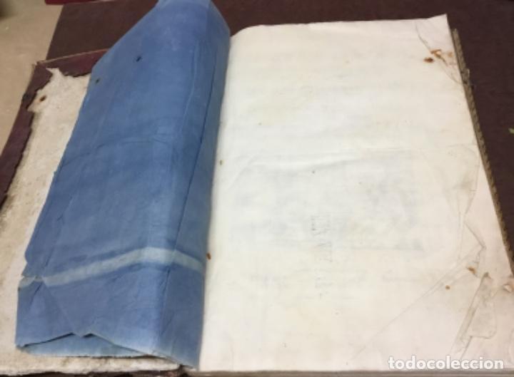Libros antiguos: Antiguo libro de la capilla de San Antonio de Padua 1785 - Foto 9 - 222055750