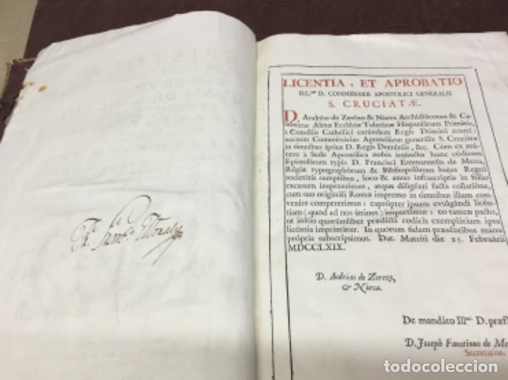 Libros antiguos: Antiguo libro de la capilla de San Antonio de Padua 1785 - Foto 12 - 222055750