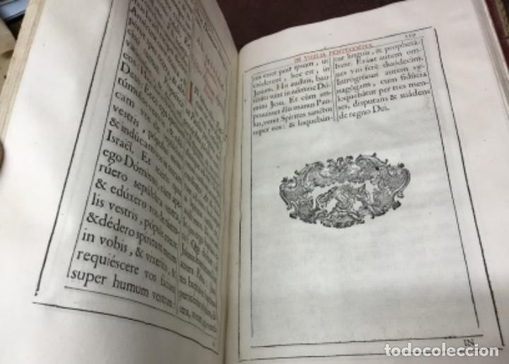 Libros antiguos: Antiguo libro de la capilla de San Antonio de Padua 1785 - Foto 18 - 222055750