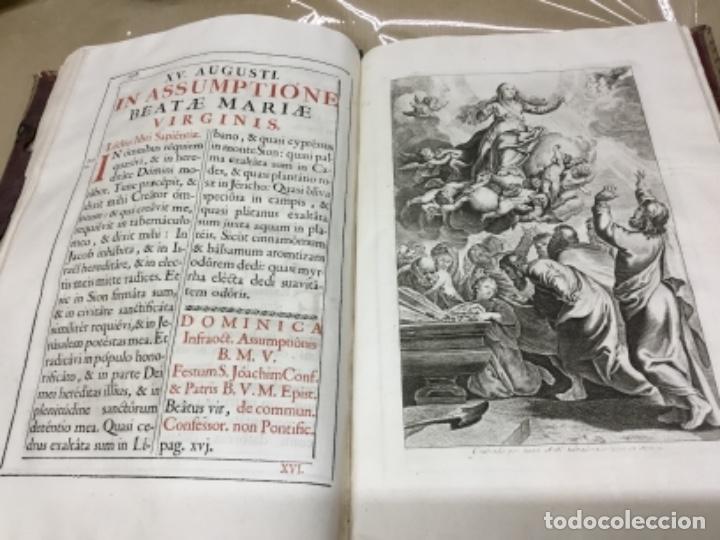 Libros antiguos: Antiguo libro de la capilla de San Antonio de Padua 1785 - Foto 28 - 222055750