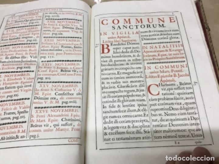 Libros antiguos: Antiguo libro de la capilla de San Antonio de Padua 1785 - Foto 30 - 222055750