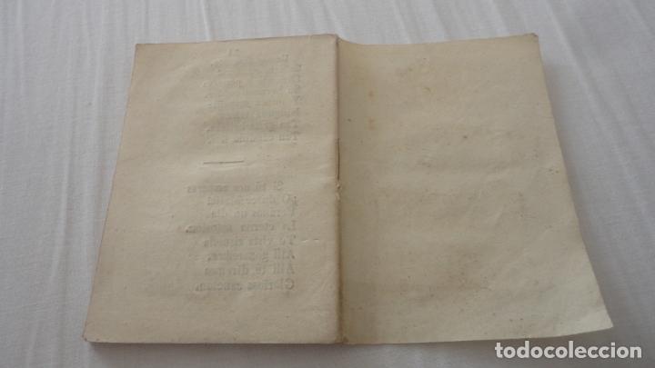 Libros antiguos: CANCIONES Y AFECTOS SAGRADOS A LA SANTISIMA VIRGEN.IMP.JOAQUIN CARO.SEVILLA 1843 - Foto 9 - 222269243