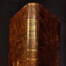 Libros antiguos: SERMONES DE JUAN BAUTISTA MASSILLON. TOMO VIII. HONRAS DE REYES DE FRANCIA. MADRID. 1778.. Lote 222448183