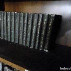 Libros antiguos: LA SAGRADA BIBLIA VULGATA LATINA-FELIPE SCIO DE SAN MIGUEL-AÑOS DESDE 1818 HASTA 1846. Lote 222568438