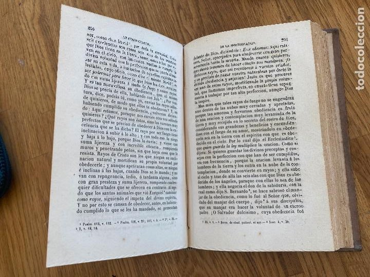 Libros antiguos: GUIA ESPIRITUAL (TOMO SEGUNDO) - PADRE LUIS DE LA PUENTE - 1877 - ENCUADERNADO EN TAPA DURA - Foto 3 - 222626210