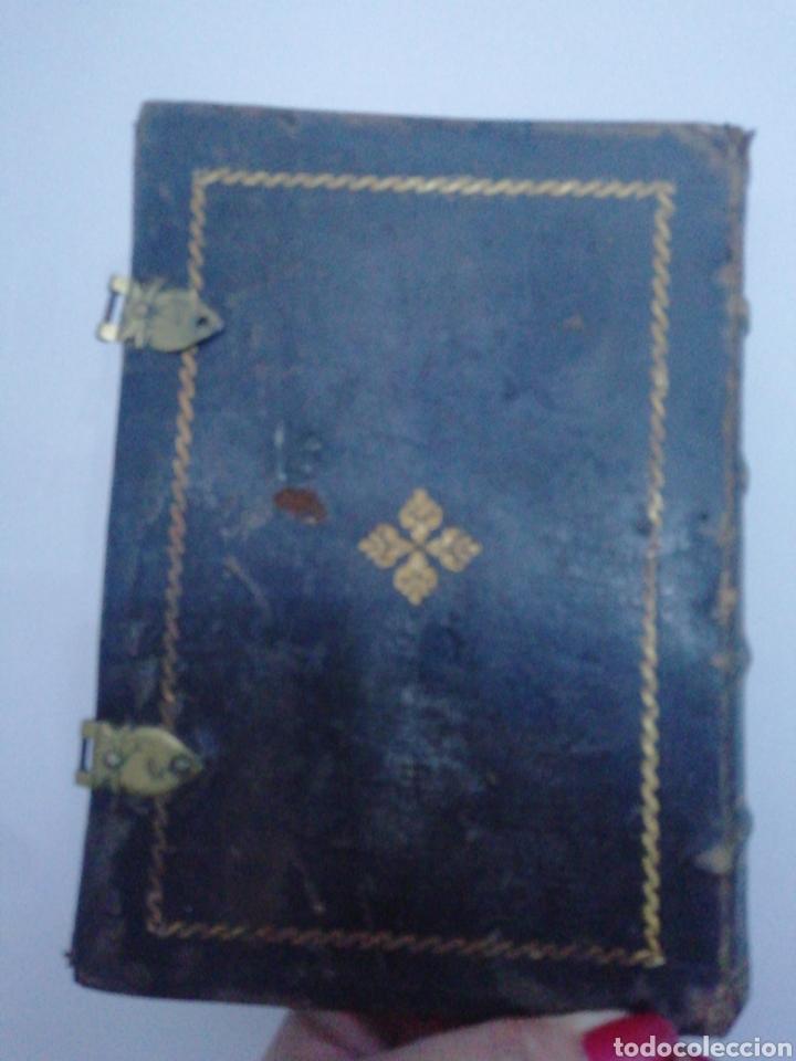 Libros antiguos: Officia Propria Santorum Et Aliarum Festvitatum Carmelitarum Pro Ejusdem Ordinis Fratibus 1782 - Foto 2 - 222627952