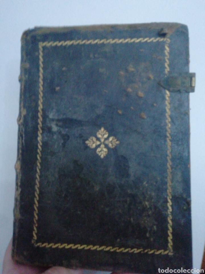 OFFICIA PROPRIA SANTORUM ET ALIARUM FESTVITATUM CARMELITARUM PRO EJUSDEM ORDINIS FRATIBUS 1782 (Libros Antiguos, Raros y Curiosos - Religión)