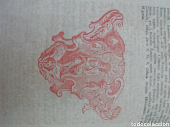 Libros antiguos: Brevarium Romanum Exdecreto Sacro Facti Concilii Tridentini Reftirur Pars Hiemalis 1752 - Foto 6 - 222632675