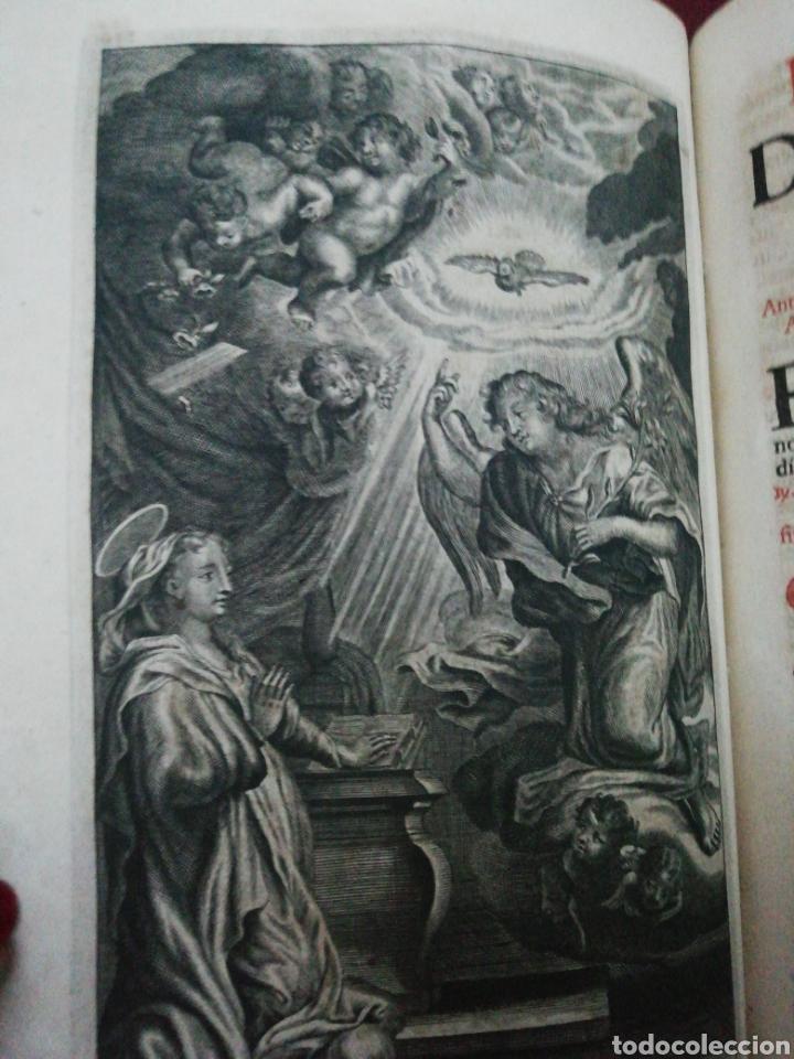 Libros antiguos: Brevarium Romanum Exdecreto Sacro Facti Concilii Tridentini Reftirur Pars Hiemalis 1752 - Foto 10 - 222632675