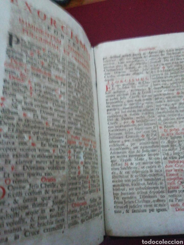 Libros antiguos: Brevarium Romanum Exdecreto Sacro Facti Concilii Tridentini Reftirur Pars Hiemalis 1752 - Foto 15 - 222632675