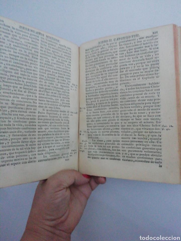 Libros antiguos: Desengaños Místicos a las almas detenidas, o engañadas en el camino de la perfección. . Arbiol, Juan - Foto 5 - 222638036