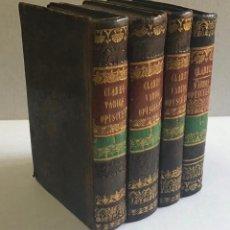 Libros antiguos: COLECCION DE VARIOS OPÚSCULOS. - CLARET, ANTONIO.. Lote 224068761