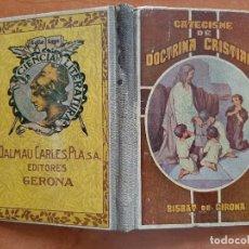 Libros antiguos: 1934 CATECISME DE DOCTRINA CRISTIANA - ILUSTRADO - EN CATALÁN. Lote 224271917
