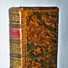 Libros antiguos: L´ESPRIT DE SAINTE THÉRESE, RECUEILLI DE SES OEUVRES ET DE SES LETTRES, AVEC SES OPUSCULES. Lote 224638987