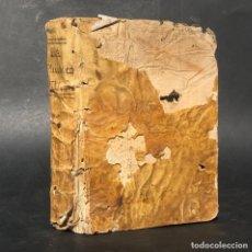 Libros antiguos: 1792 - PEREGRINACION DE PHILOTEA AL TEMPLO Y MONTE DE LA CRUZ - JUAN DE PALAFOX - MALAGA -. Lote 224830677
