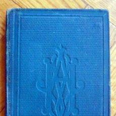 Libros antiguos: MES DE MARIA INMACULADA.1891. Lote 226569945
