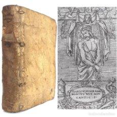 Libros antiguos: 1584. RARO. MÍSTICA. ALONSO DE MADRID: ARTE PARA SERVIR A DIOS. ASCETISMO. LIBRO DEL RENACIMIENTO. Lote 226842205