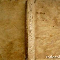 Libros antiguos: JUICIO Y TESTIMONIOS LEGÍTIMOS SOBRE EL INSTITUTO Y MINISTERIOS DE LOS JESUITAS. (1765).. Lote 227048605