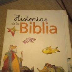 Libros antiguos: HISTORIAS DE LA BIBLIA SALVAT EDICIÓN COLECCIONABLE COMPLETA. Lote 227089610
