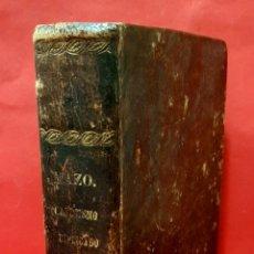 Libros antiguos: MAZO, CATECISMO EXPLICADO. VALLADOLID, 1857.. Lote 227809730