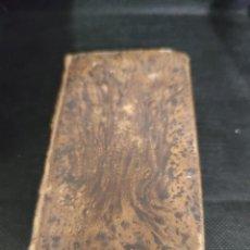 Libros antiguos: EJERCICIO COTIDIANO DE DIFERENTES ORACIONES-DON MANUEL MARTIN-1.825.. Lote 229260025