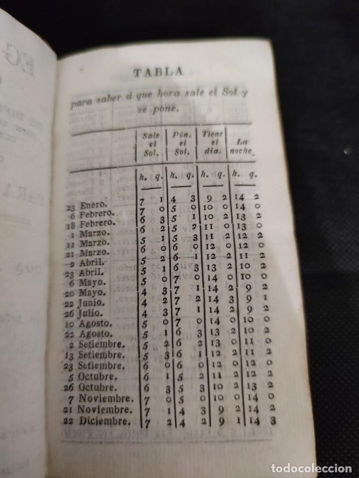 Libros antiguos: EJERCICIO COTIDIANO DE DIFERENTES ORACIONES-DON MANUEL MARTIN-1.825. - Foto 4 - 229260025