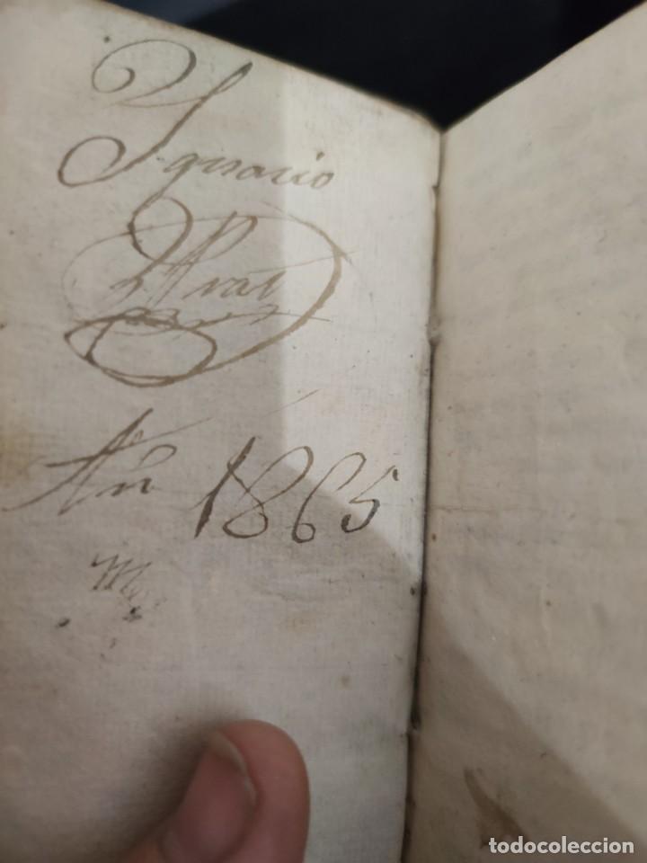Libros antiguos: EJERCICIO COTIDIANO DE DIFERENTES ORACIONES-DON MANUEL MARTIN-1.825. - Foto 8 - 229260025