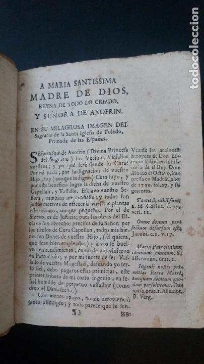 Libros antiguos: 1717 - ANTONIO JOSEPH DE ARREDONDO - Cura de Dios y Pastor de Jesu Christo - Foto 4 - 231302750