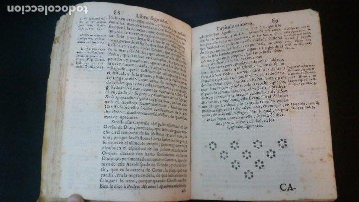 Libros antiguos: 1717 - ANTONIO JOSEPH DE ARREDONDO - Cura de Dios y Pastor de Jesu Christo - Foto 6 - 231302750