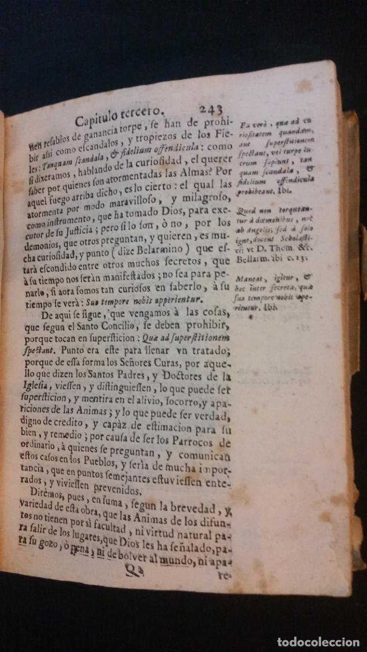 Libros antiguos: 1717 - ANTONIO JOSEPH DE ARREDONDO - Cura de Dios y Pastor de Jesu Christo - Foto 7 - 231302750