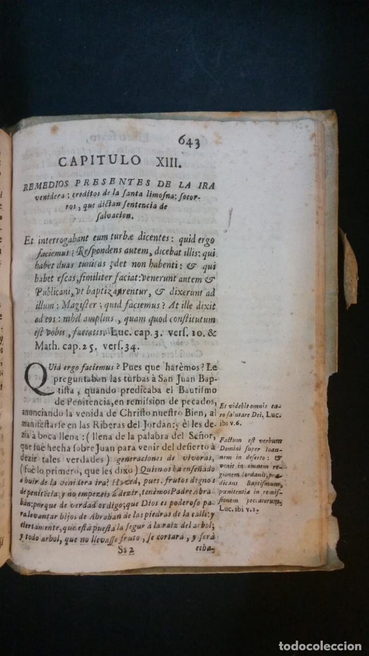 Libros antiguos: 1717 - ANTONIO JOSEPH DE ARREDONDO - Cura de Dios y Pastor de Jesu Christo - Foto 10 - 231302750