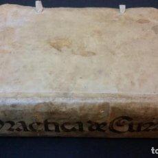 Libros antiguos: 1717 - ANTONIO JOSEPH DE ARREDONDO - CURA DE DIOS Y PASTOR DE JESU CHRISTO. Lote 231302750